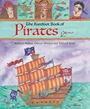 Barefoot Book of Pirates HC w CD (Barefoot Books) by Richard Walker