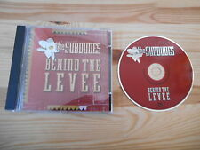 CD Rock The Subdudes - Behind The Levee (10 Song) BACK PORCH / cut out