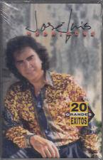 Jose Luis Rodriguez 20 Exitos Cassette New Nuevo Sealed