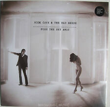 NICK CAVE & THE BAD SEEDS LP Push The Sky Away SEALED Jubilee Street + Full MP3s