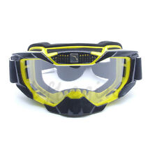 Motorcycle Snow Ski Goggles Over Glasses Anti-fog Clear Len Snowboard Snowmobile