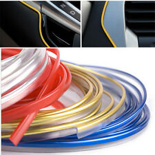 5M - New Car Styling Cold Line Flexible Interior Decoration Moulding Trim Strip