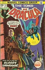 THE TOMB OF DRACULA n° 34 (Marvel / USA, 1975)
