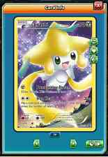 [ONLINE DIGITAL CARD] Pokemon Jirachi XY112