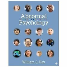 Abnormal Psychology William J. Ray (2014, Hardcover) FACTORY NEW