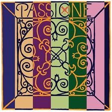 Pirastro Passione 4/4 Violin E String Steel Medium Ball