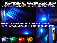 Technics SL1200/1210 Ultra Brite LED Kit With Directional SMD LED Stylus Light