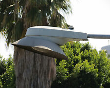 8X10 Photograph Of A Cool Old Streetlamp That Looks Like Boba Fett's Ship