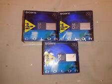 SONY MD colore 80 - 15 vuoto MiniDisc-NUOVO e SIGILLATO-MD80 - 80 MINUTI NUOVO CON SCATOLA