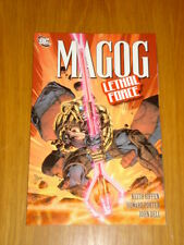 MAGOG LETHAL FORCE DC COMICS KEITH GIFFEN GRAPHIC NOVEL   9781401227593
