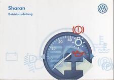 VW   SHARAN  1   Betriebsanleitung   Handbuch   1997   Bedienungsanleitung   BA