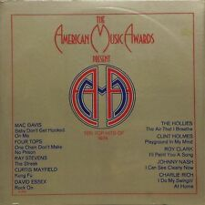 VARIOUS ARTISTS 'AMERICAN MUSIC AWARDS - TEN TOP HITS 1974' US IMPORT LP SEALED