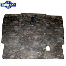 1970-1981 Camaro Hood Insulation Pad With Clips New
