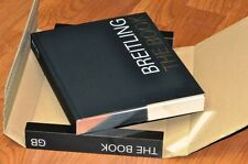 BREITLING THE BOOK Coffee Table Book NEW Hard Cover Book