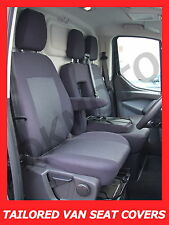 Tailored Coprisedili Per FORD TRANSIT CUSTOM 2 + 1 (3)