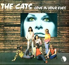 """THE CATS - Love In Your Eyes 1974 (Vinile=Mint/Cover=NM) LP 12"""" ORIGINAL Import"""