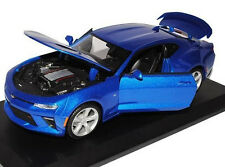 **SPECIAL OFFER** CHEVROLET CAMARO 1:18 Scale Diecast Car Model Models Blue