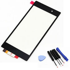 Black For Sony xPeria Z1 L39h Digitizer Glass Touch Screen Replacement C6903 New