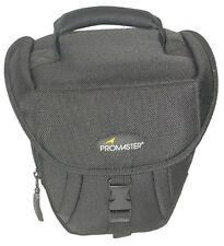 Promaster Digital Elite Digital Elite Holster Bag - BLACK for DSLR Camera #8766