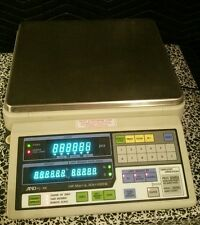 AND FC-10K Counting Scale Max=10Kg d=1g, 20lb x 0.002lb in Great Working Cond.