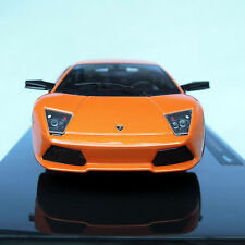 Lamborghini Murcielago lp640 naranja metalizado Hot Wheels elite 1:43 OVP