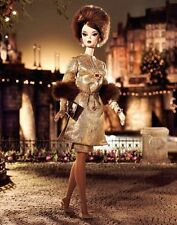 Je Ne sais Quoi Silkstone Barbie LIMITED EDITION Paris NRFB Robert Best design