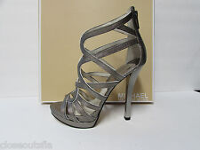 Michael Kors Size 8 M Leather Heels New Womens Shoes