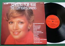 The Cliff Adams Singers Singing For You inc September Song + CHVL 046 LP
