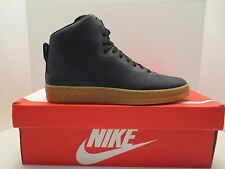 NIKE NSW PRO STEPPER 776086 003 Anthracite Black sneaker shoe Mens size 9.5