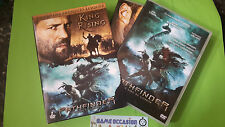PATHFINDER LE SANG DU GUERRIER / KING RISING /2 FILMS / COFFRET 2  DVD