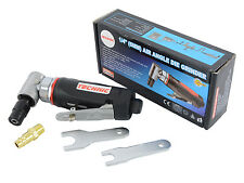 "Technic Professional 1/4"" Mini Air Angle Grinder Pneumatic Tools Garage Shop"