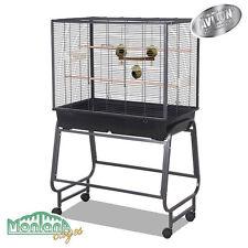 Cage pour oiseaux, Cage à perruches Atlanta III - Antique de Montana Cages