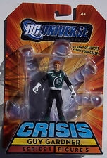 DC UNIVERSE INFINITE HEROES CRISIS. GUY GARDNER. MINI ACTION FIGURE. NEW ON CARD