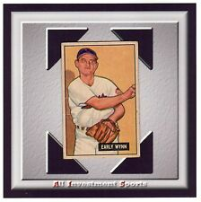 1951 Bowman EARLY WYNN #78 GOOD **superb baseball card for your set** M45C