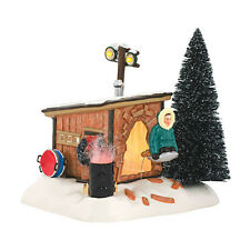 Dept 56 2015 Snow Village Christmas Vacation GRISWOLD SLED SHACK 4042408