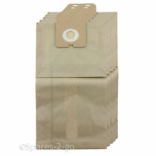 5 x Vacuum Dust Bags For Nilfisk GD910 GD1010 Hoover Bag