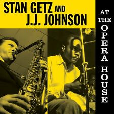 STAN GETZ AND J. J. JOHNSON AT THE OPERA HOUSE VINYL LP