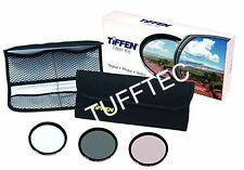 Tiffen 405TPK1 Photo Essentials Kit/Twin Filters New Boxed and Sealed.