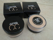 """2"" M.A.C. / MAC PREP+PRIME CC COLOUR CORRECTING LOOSE POWDER NIB ""ADJUST"""