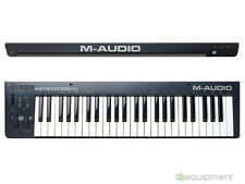 M-Audio Keystation 49 Clavier Midi USB Ultra- Leggera - 2nd Generation - Nouveau
