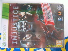 XBOX360 GAME INJUSTICE GODS AMONG US SPECIAL EDITION (ORIGINAL BRAND NEW)