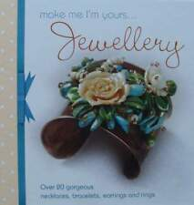 LIVRE/BOOK : BIJOUX A FAIRE SOI MEME (create your own jewellery,collier,bracelet