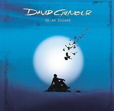 David Gilmour (Pink Floyd) On an Island CD IMPORT ON PARLOPHONE PERFECT!