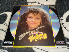 Married to the Mob Laserdisc LD Michelle Pfeiffer Free Ship $30 Orders
