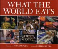 What the World Eats, Faith D'Aluisio, Good Book
