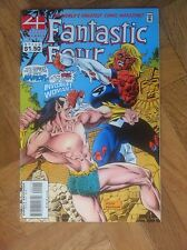 FANTASTIC FOUR #404 NEAR MINT (W5)