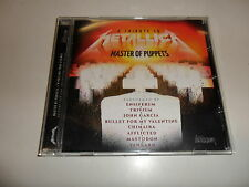 Cd   Master of Puppets - (Tribute to Metallica)
