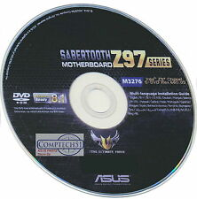 ASUS Sabertooth Z97 SERIES MOTHERBOARD DRIVERS M3276 WIN 10 DUEL LAYER DISK