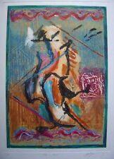 Gravure de Jean-Marie Guiny signée numér. Ode à Venus