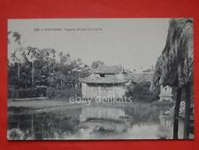 Haiphong Hải Phòng VIET NAM Vietnam Indo Chine French Colony Pagode old postcard